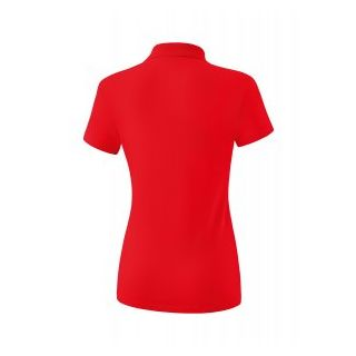 Erima 211352 Teamsport Poloshirt Women rot