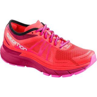 Salomon Schuhe SONIC RA PRO W Fiery Coral/Cerise/Pink Glo