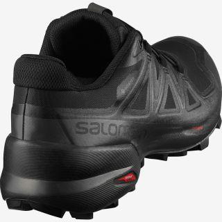 SALOMON Schuhe SPEEDCROSS 5 GTX® BLACK/BLACK/PHANTOM