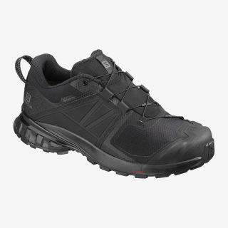 Salomon Schuhe XA Wild GTX Black/Black/Black
