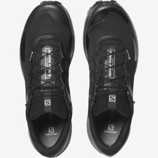 Salomon Schuhe Sense Ride 3 GTX Invisible Fit Black/Quiet Shade/Magnet