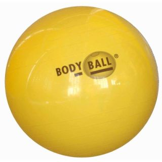 Body Ball 45cm gelb