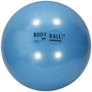 Body Ball 75cm blau