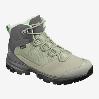 Salomon Schuhe OUTward GTX W Shadow/Magnet/Spruce Stone