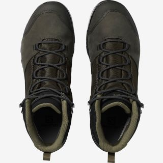 Salomon Schuhe OUTward GTX Peat/Black/Burnt Olive