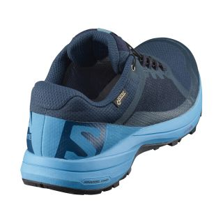 Salomon Schuhe XA Elevate GTX Poseidon/Hawaiian Surf/Black