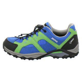 Meindl Lugo Junior GTX grün/cobalt