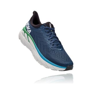 HOKA  Ms Clifton 7 MOAN - Moonlight Ocean/Anthracite