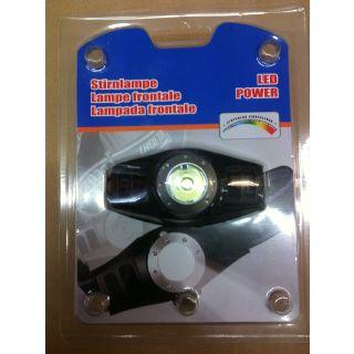 LED Stirnlampe Batterien 3x AAA nicht imbegriffen