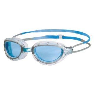 ZOGGS Schwimmbrille Predator Performance blaues Glas 305863