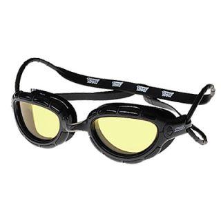 ZOGGS Schwimmbrille  Predator Wiro-Frame CV Prodection Gläser gelb 304863
